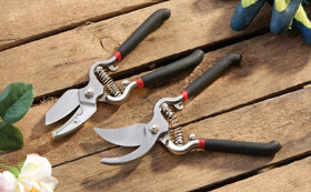 Secateurs, Snips and Pruners