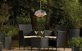 Wallmounted/Ceiling Patio Heaters