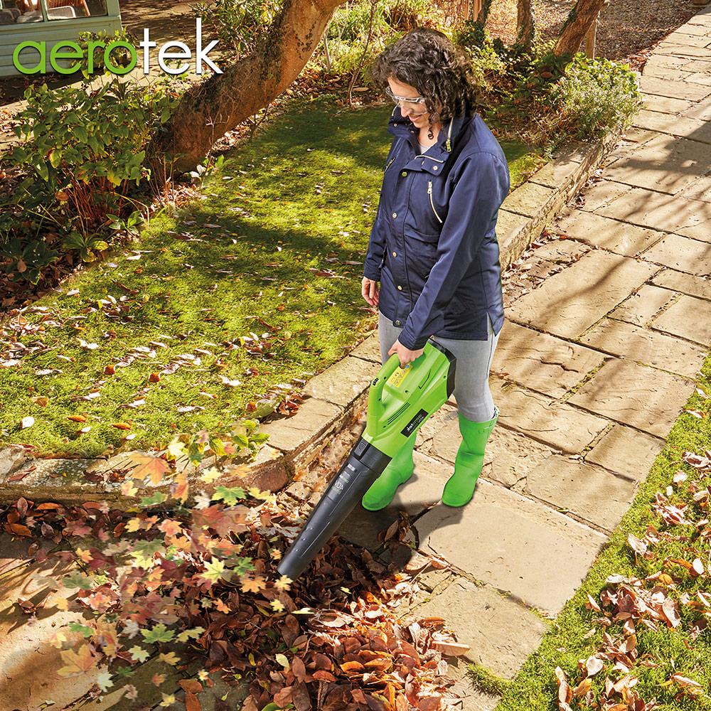 Image of Aerotek 40V Cordless Leaf Blower