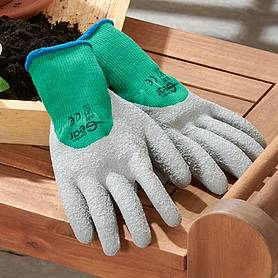3 Pack Garden Work Gloves