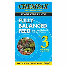 Chempak® Fully Balanced Feed
