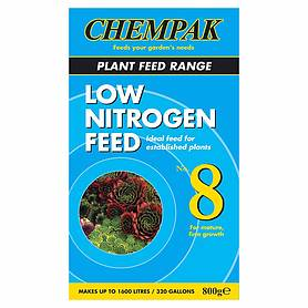 Chempak® Low Nitrogen Feed