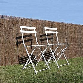 Brushwood Thatch Screen Roll