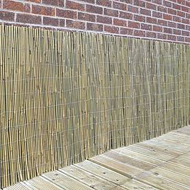 Bamboo Cane Screen Roll