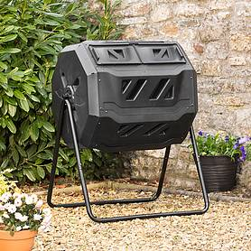 Garden Grow 160L Rotating composter