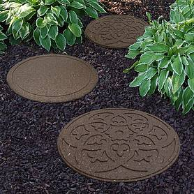 Reversible Eco-Friendly Stepping Stones Scroll - 12 Pack