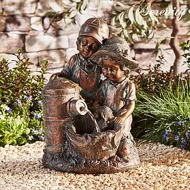 Serenity Playful Children Table-Top Water Feature
