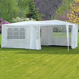 3X6M Party Tent - White