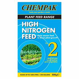 Chempak® High Nitrogen Feed