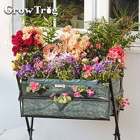 Grow Trug® by BVG Group Ltd Tuscan Planter including £20 of veg seed