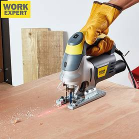 G3114 Work Expert 800W Jigsaw with Laser Guide