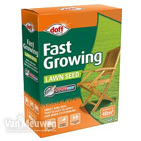 Doff Fast Growing Lawn Seed