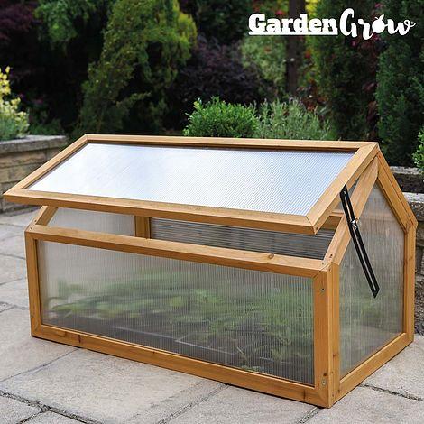 Garden Grow Wooden Cold Frame | Van Meuwen