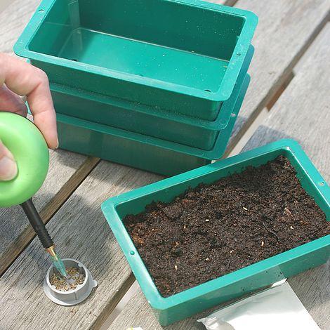 Pro Seeder For Sowing Van Meuwen