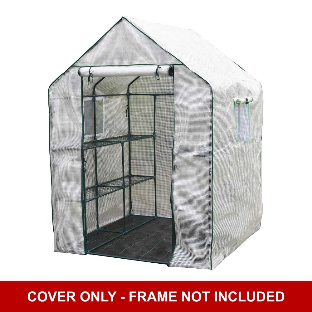 Image of 12-Shelf Replacement Greenhouse Cover
