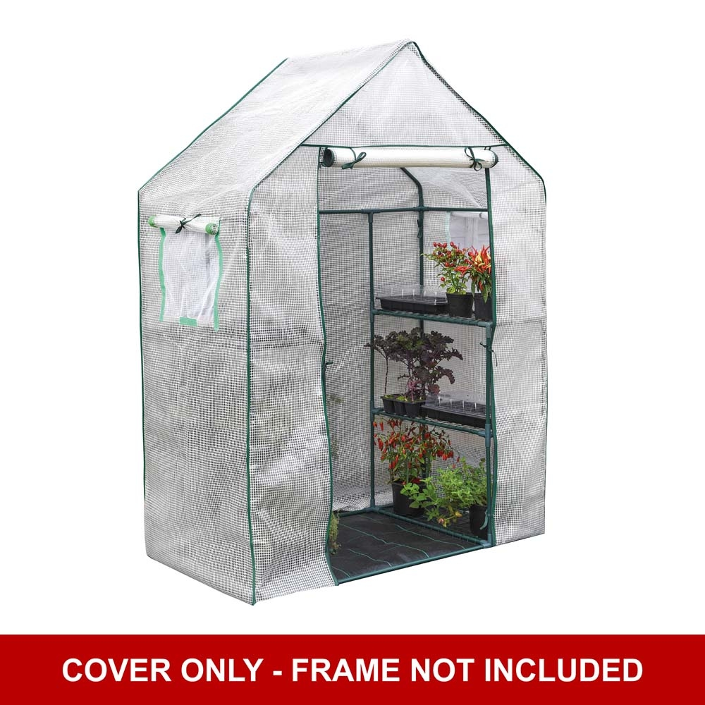 Image of 6-Shelf Greenhouse Replacement Cover