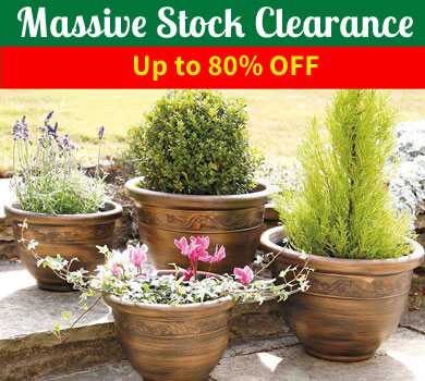 Up to 80% OFF our Garden Essentials