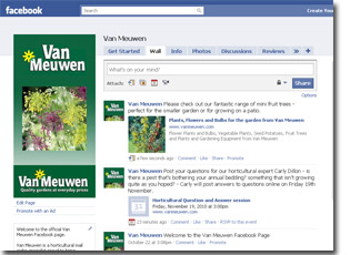 Official Van Meuwen Facebook Page