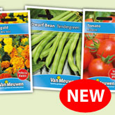New Seed Range Now Online - Buy One Get One FREE
