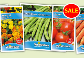 NEW Seed Range now online