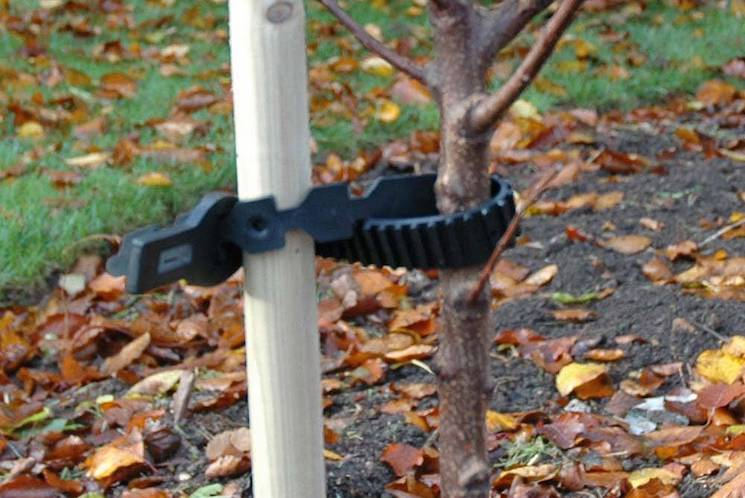 tree stake and tie pack by Van Meuwen
